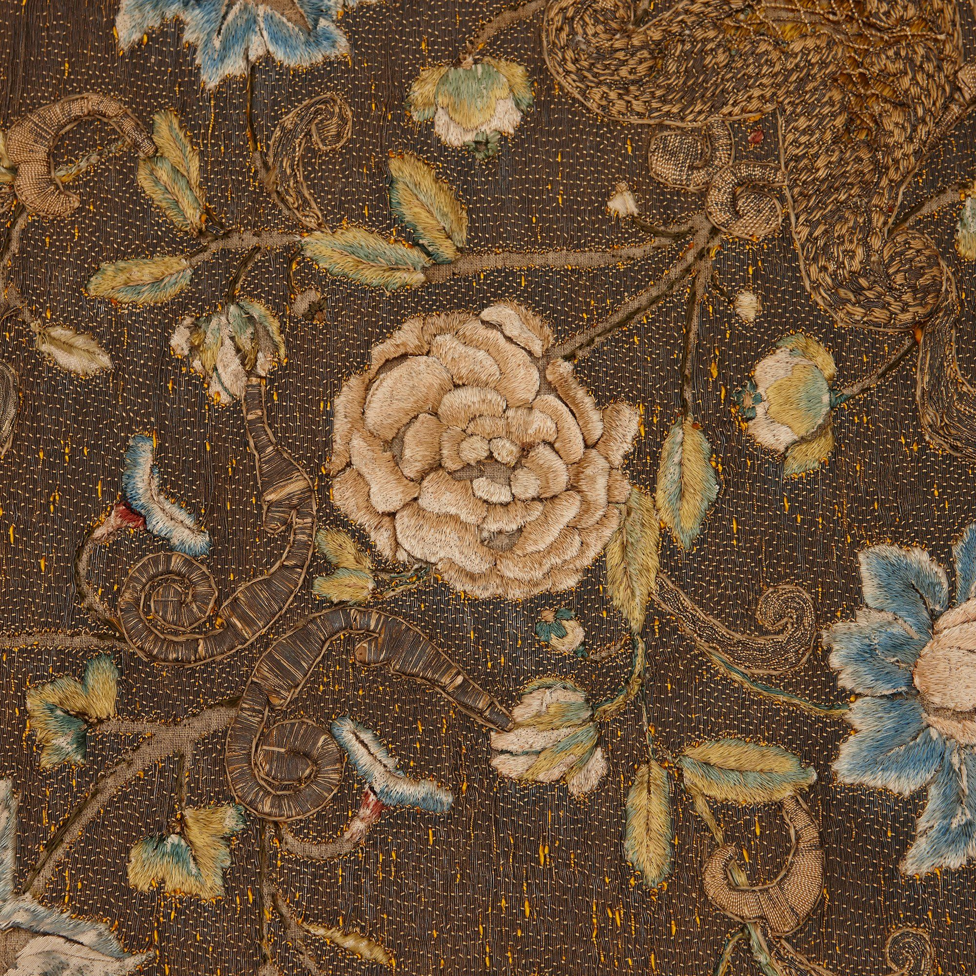Italian Baroque Style Antique Wall Tapestry Mayfair Gallery