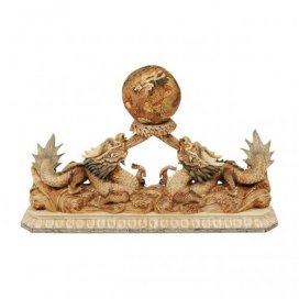 Antique Chinese decorative bone sculpture