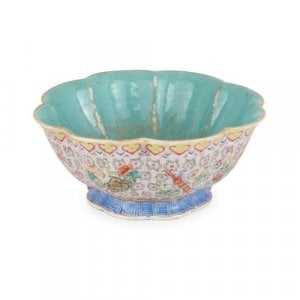 Chinese antique porcelain bowl, Guangxu period