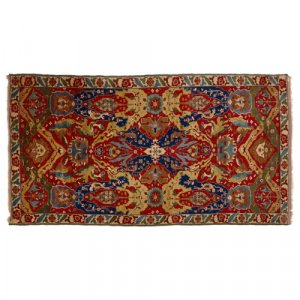 Large Caucasian style carpet, attributed to Tuduc
