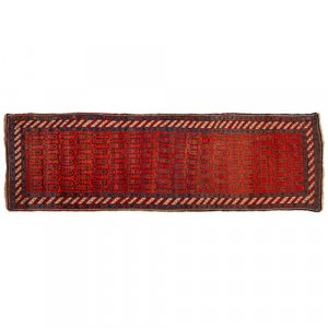 Northwest Persian wool hallway rug runner