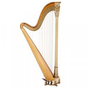 Grecian style harp by Sébastian Érard