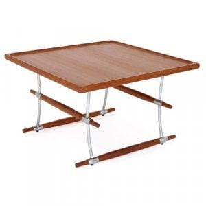 Scandinavian modern coffee table by Quistgaard and Nissen
