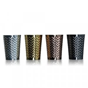 'Four Seasons' shot cups by Rebecca de Quin