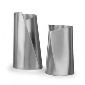 Sterling silver 'Mini Jugs' by Rebecca de Quin
