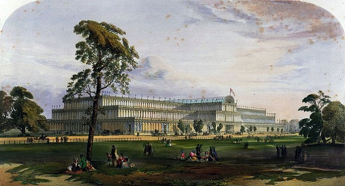 crystal palace london great exhibition