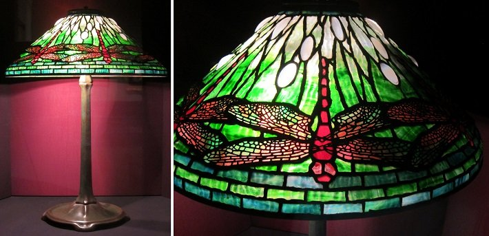 The Tiffany Lamp