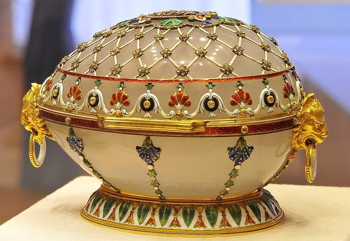 Faberge's 'Renaissance' Imperial Egg