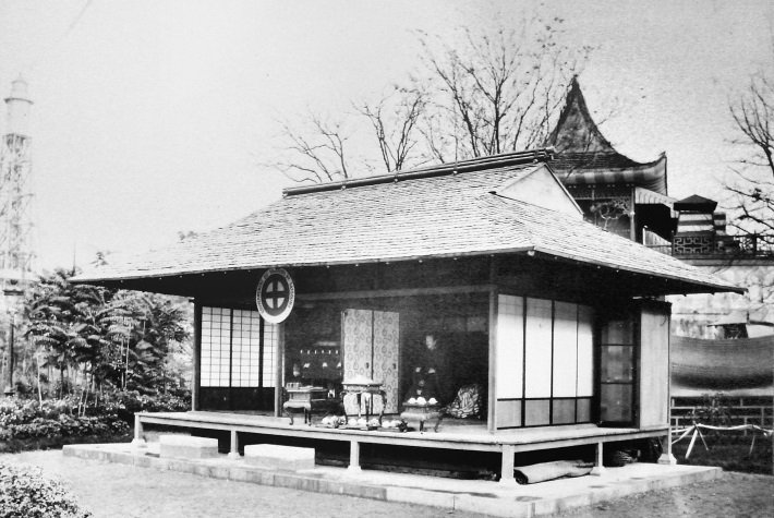 The Satsuma Pavilion at the 1867 World's Fair