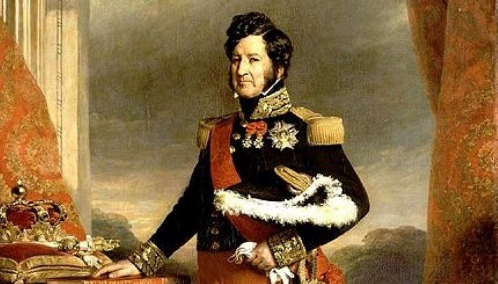 King Louis Philippe, 1839