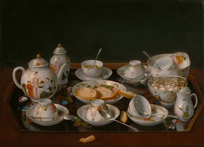 jean etienne liotard chinoiserie tea set