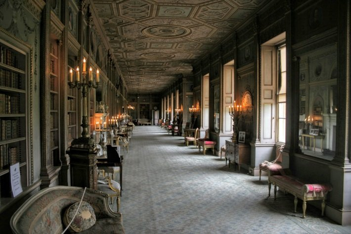 The Long Gallery at Syon House