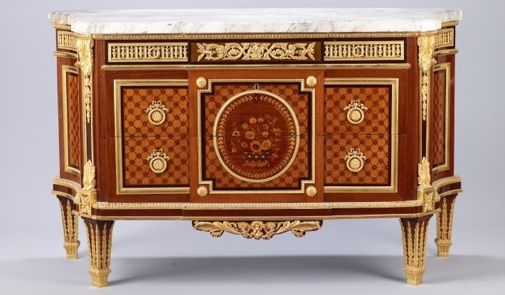 19th Century commode