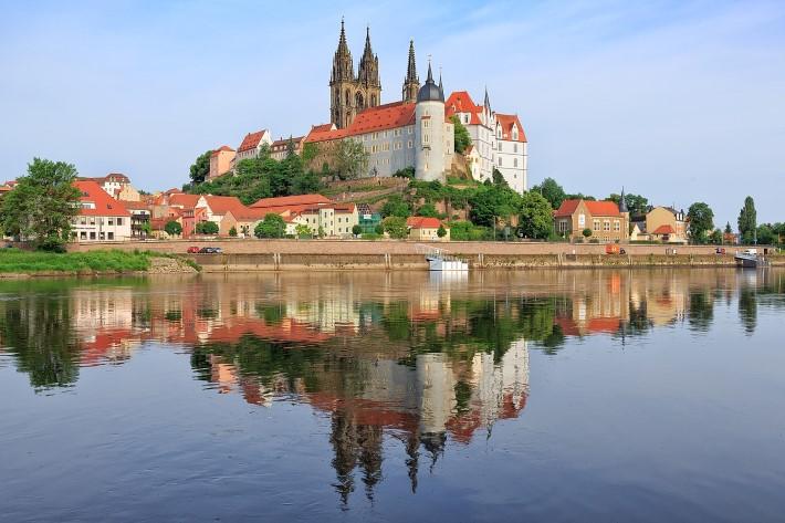 image of Meissen town