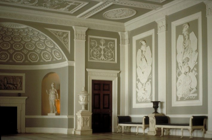 Osterley House interior