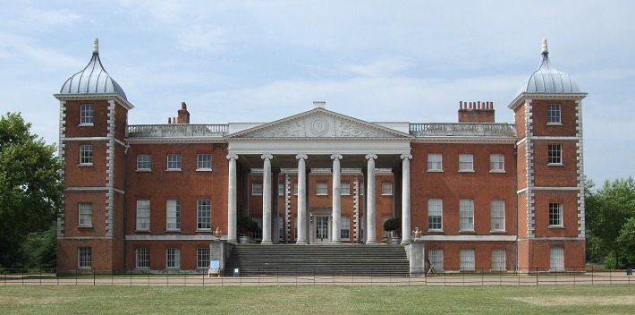 neoclassical architecture osterley park