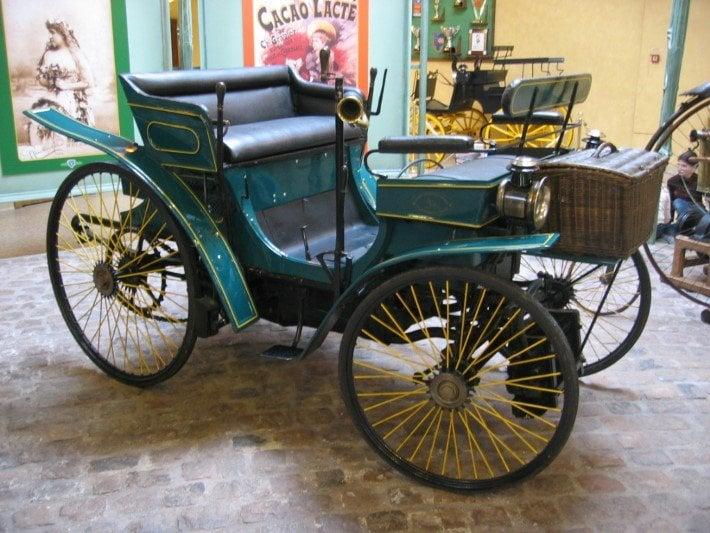 Peugeot type 3 1891