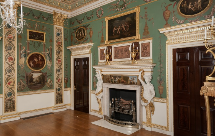 Spencer House, Painted Room