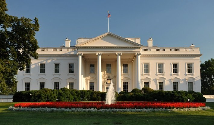 neoclassicism white house washingon dc