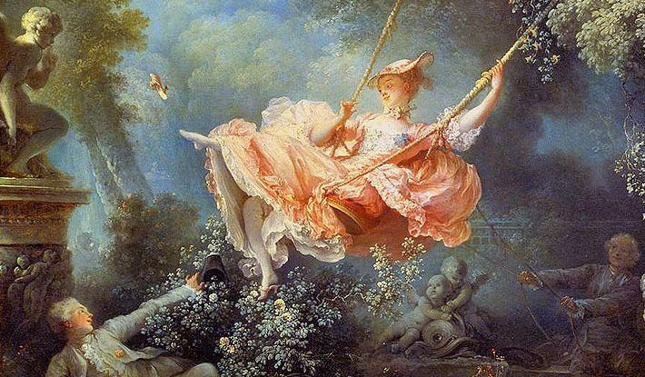Fragonard's 'The Swing'