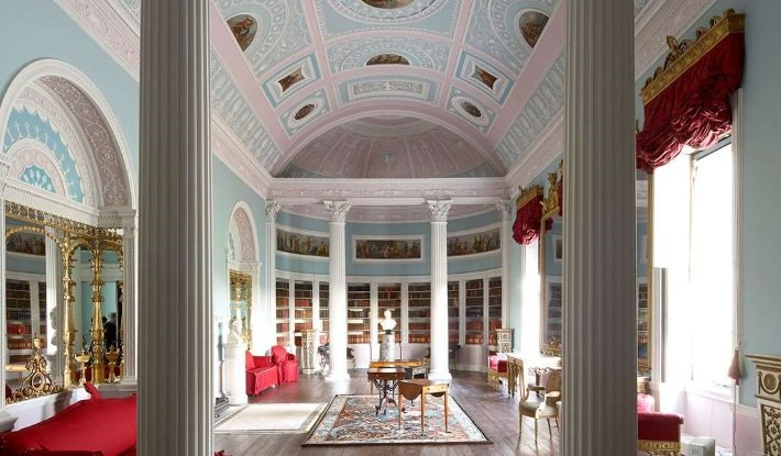 Interior of Kenwood House