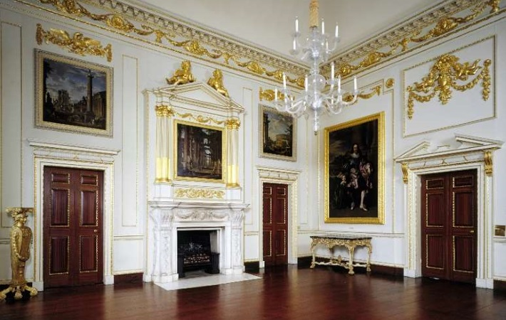 The Great Room at Marble Hill House